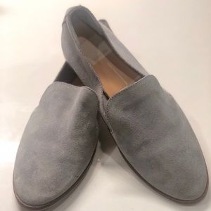 Dolce Vita loafers (grey/blue) suede
